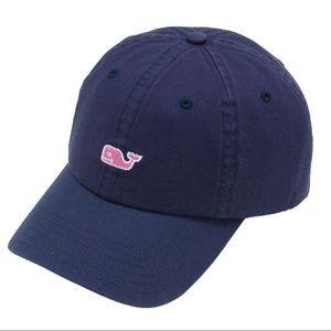 Vineyard Vines: Whale Logo Baseball Hat O/S